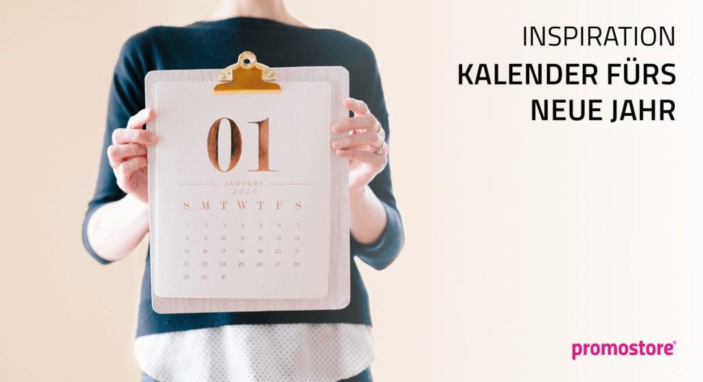 Kalender bedrucken 2020