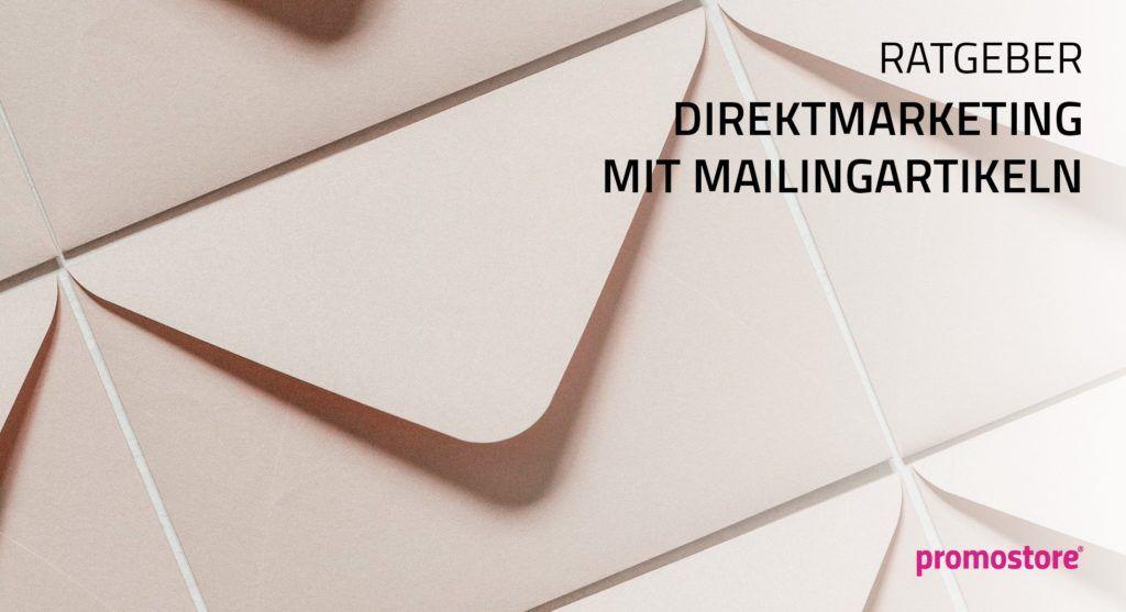 Viel erreichen mit Mailingartikeln