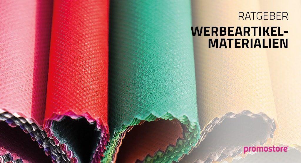 Stoff für Werbeartikel-Materialien