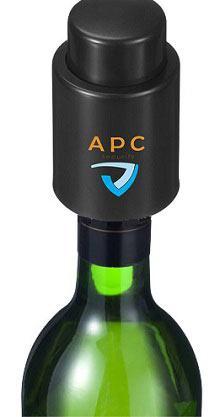Flaschenverschluss mit Logo bedruckt