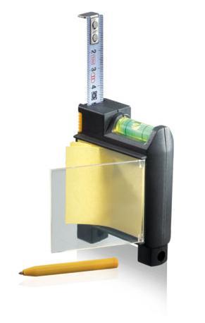 Werkzeuge mit Werbeaufdruck