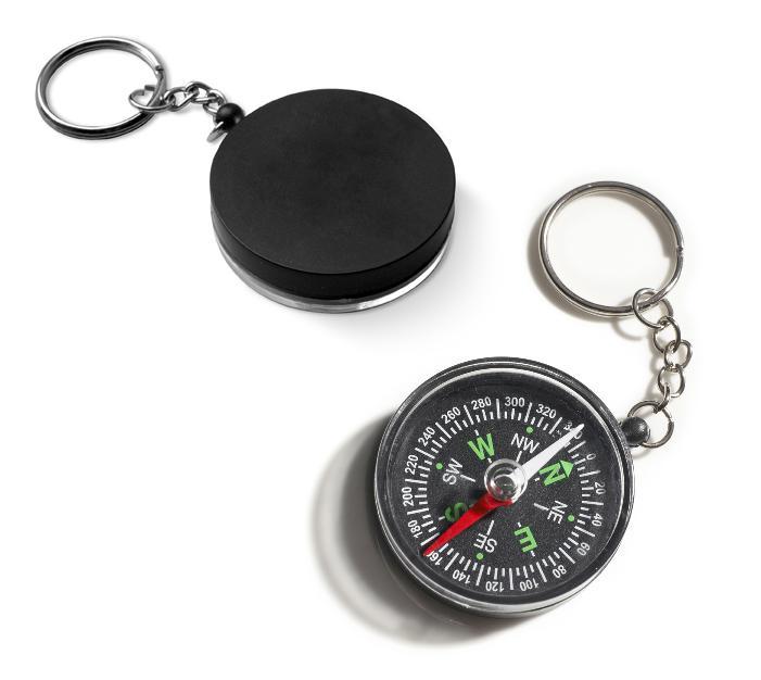 Werbe-Kompass bedruckt mit Logo