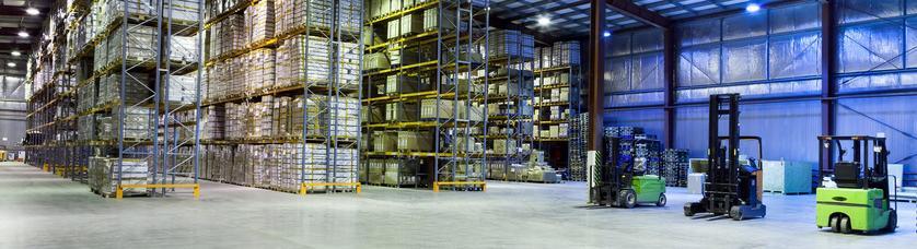 Lager und Logistik im Werbemittel Fullservice