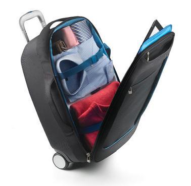 Reisetaschen mit Werbeaufdruck