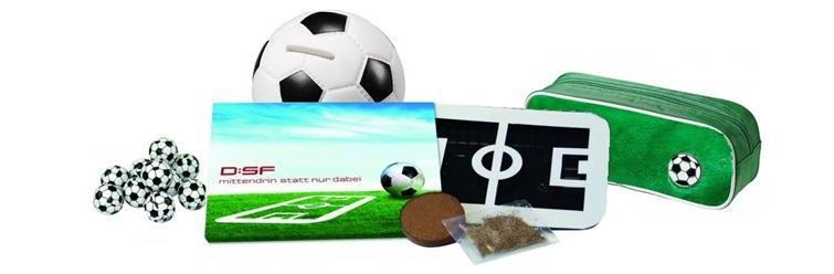 Geschenke für Fußballfans