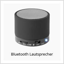 Bluetooth Lautsprecher als Werbeartikel bedrucken