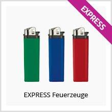 Express-Feuerzeuge bedrucken