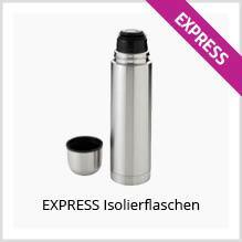 Express-Isolierflaschen bedrucken