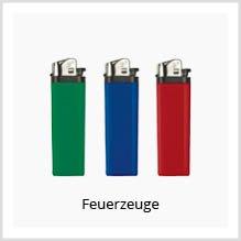 Express-Feuerzeuge mit Logo
