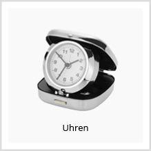 Express-Uhren mit Logo