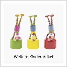 Weitere Kinder-Werbeartikel