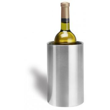 Edler Metall-Flaschenkühler für Wein