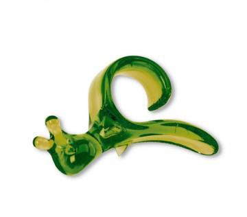 Grüner Küchenschäler von Koziol