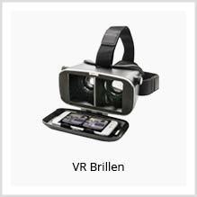 VR Brillen mit Logo