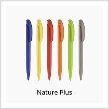 Senator Nature Plus mit Logo bedrucken