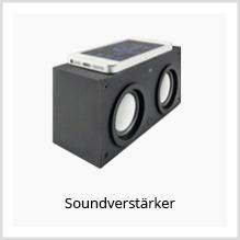 Soundverstärker als Werbeartikel bedrucken