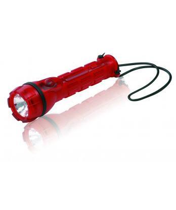 Rote Taschenlampe von Promostore