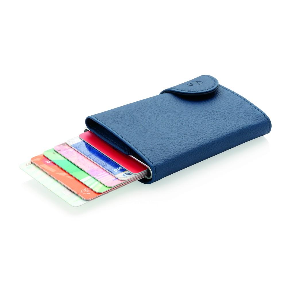 Kreditkartenetui aus Aluminium Credit Bag Security Tasche schützt Ihre Karten