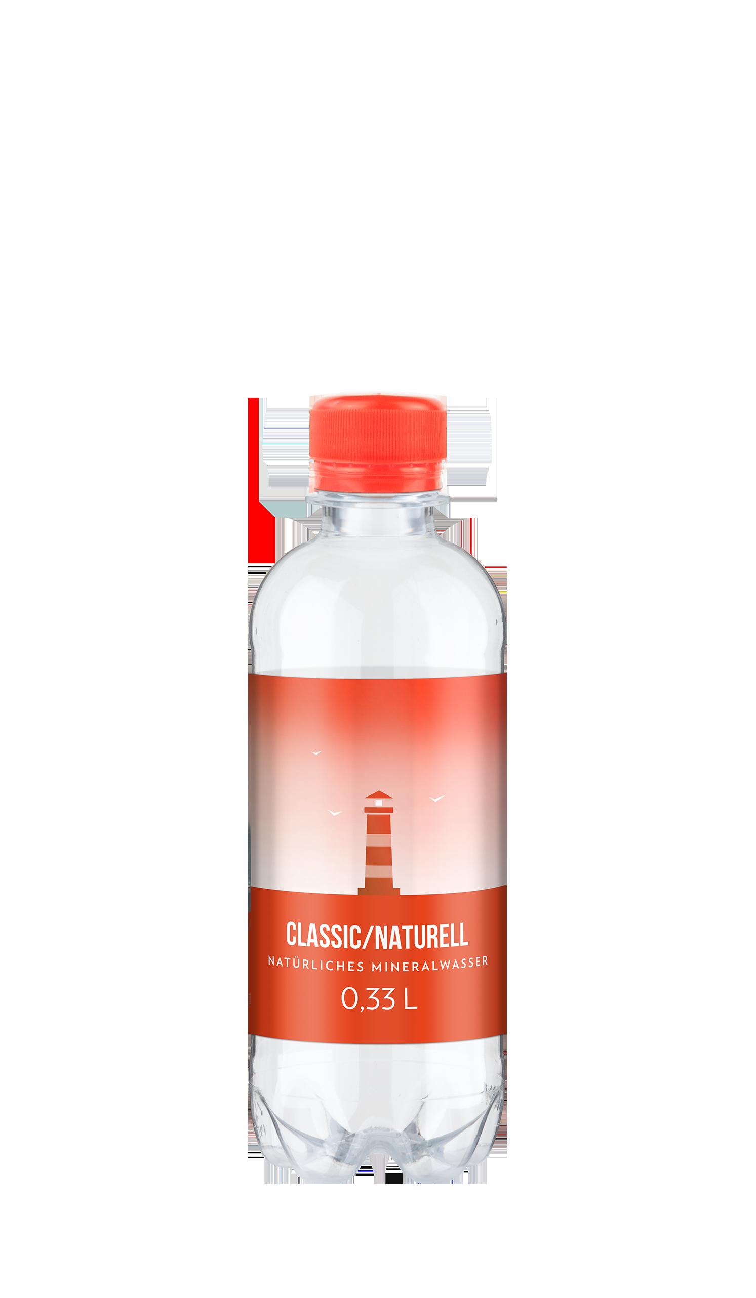 Mineralwasser, 0,33l