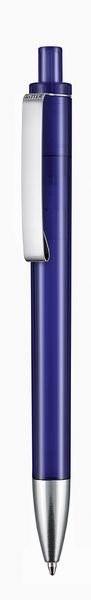 Kugelschreiber EXOS Transparent