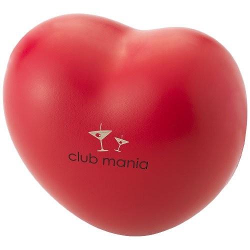 Herzförmiger Anti-Stressball, Ansicht 3