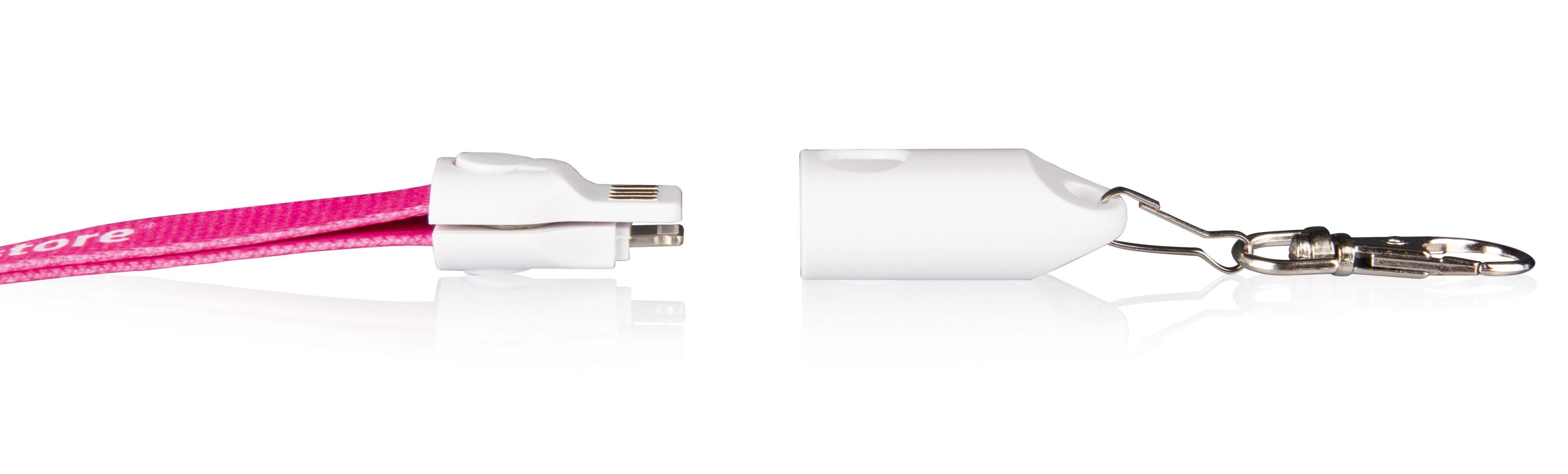 2-in-1 USB-Lanyard, Ansicht 2