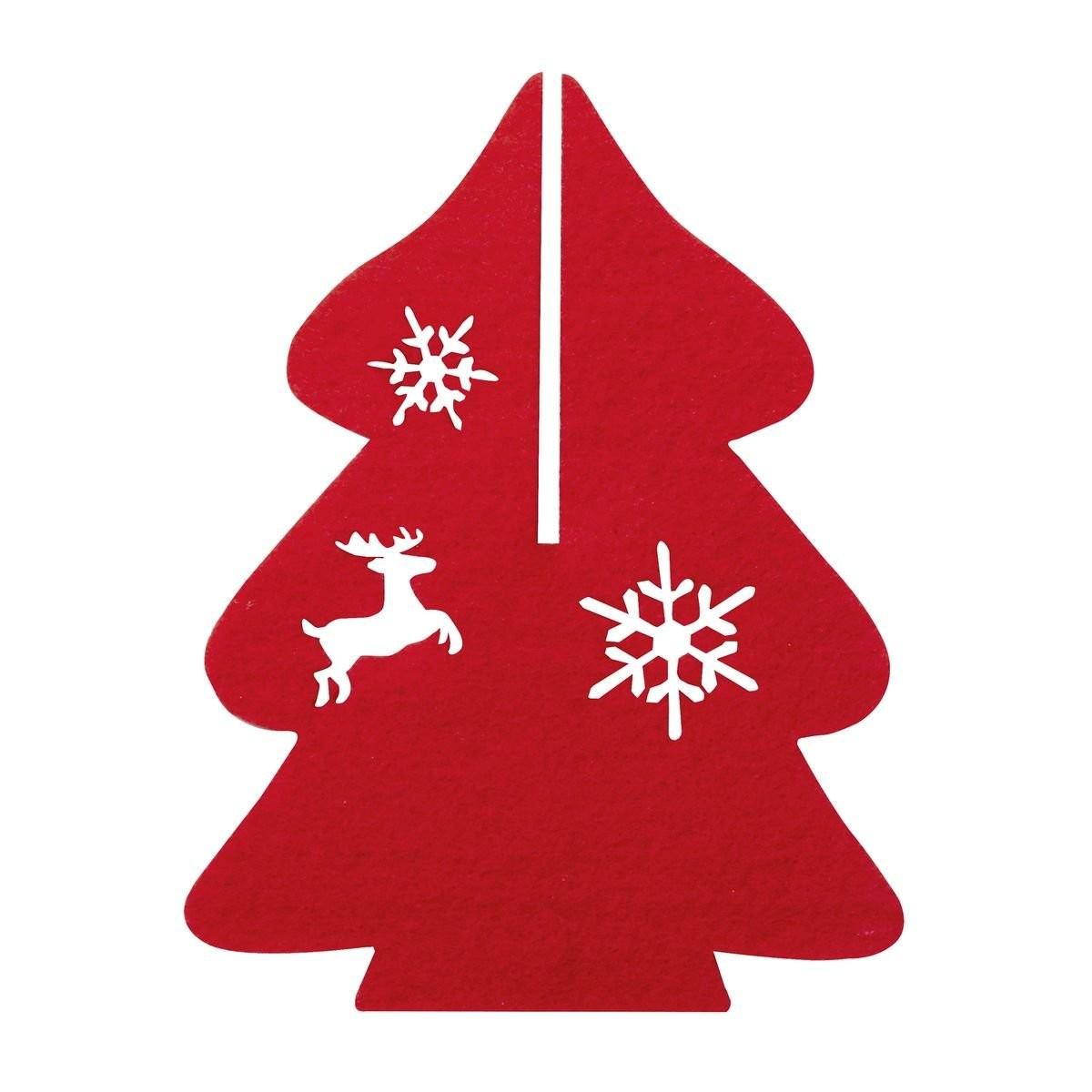 Weihnachtsdekoration REFLECTS-JINAN RED, Ansicht 5