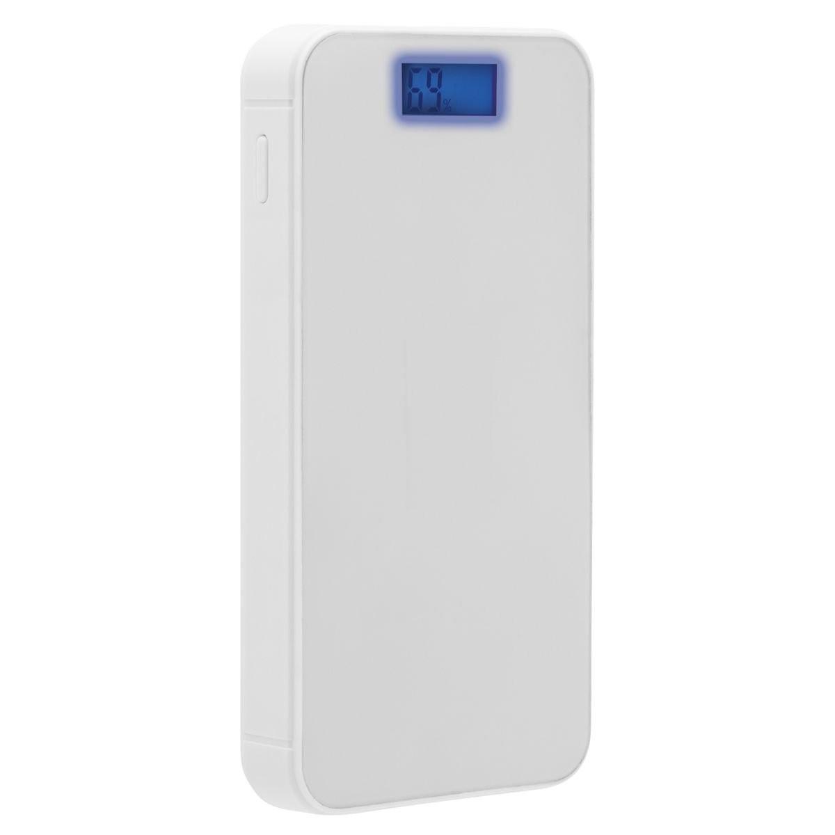Quick charge Powerbank REFLECTS-CELAYA WHITE, Ansicht 3