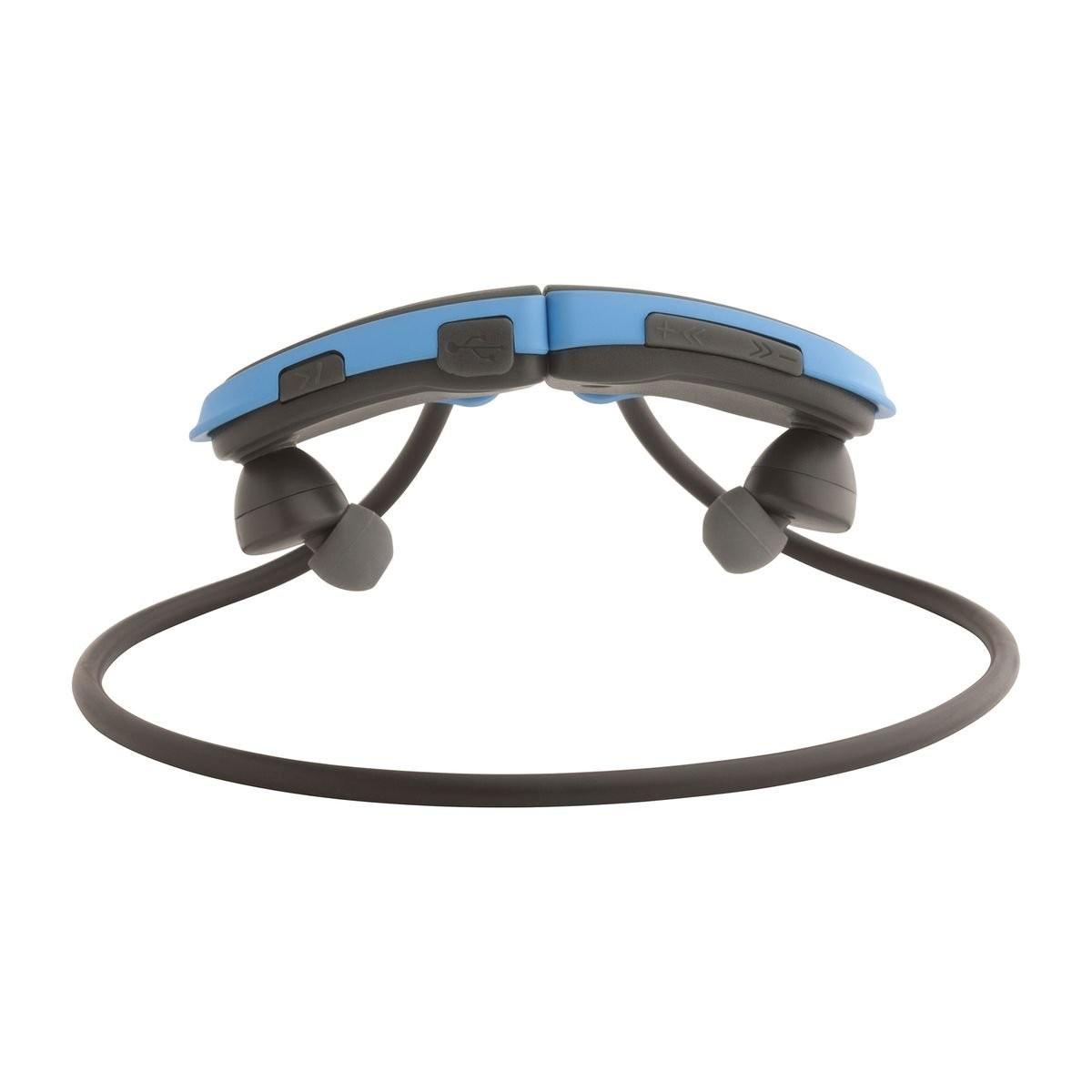 Kopfhörer mit Bluetooth® Technologie REFLECTS-BIDDEFORD BLACK LIGHT BLUE, Ansicht 3