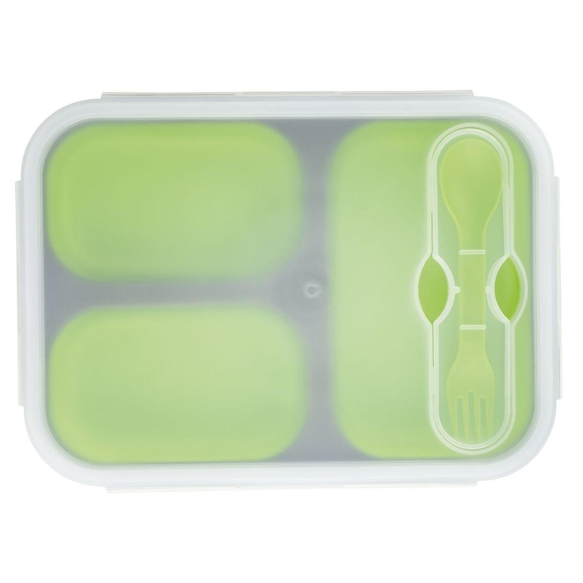 Lunch Set REFLECTS-SILLIAN LIGHT GREEN XL, Ansicht 2