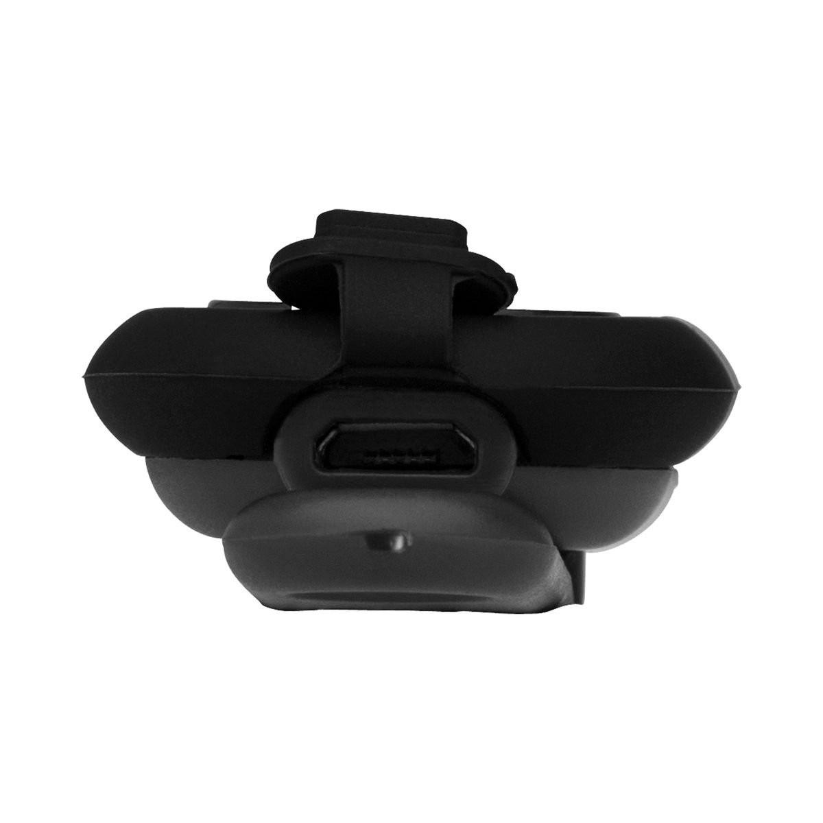 Bluetooth®-Adapter mit Kopfhörer REFLECTS-COLMA BLACK, Ansicht 4