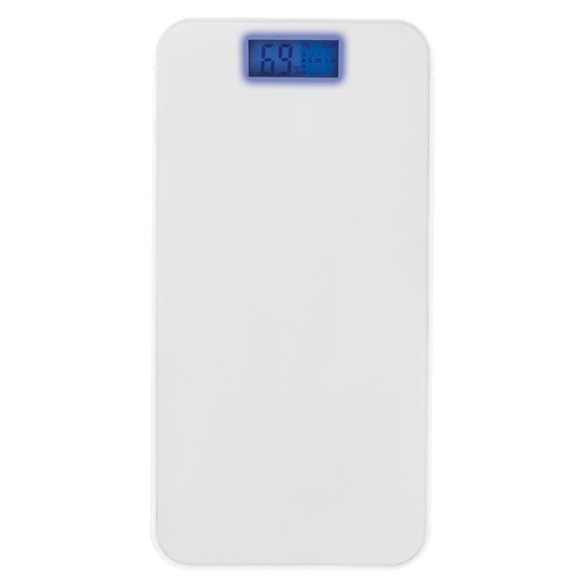 Quick charge Powerbank REFLECTS-CELAYA WHITE, Ansicht 2
