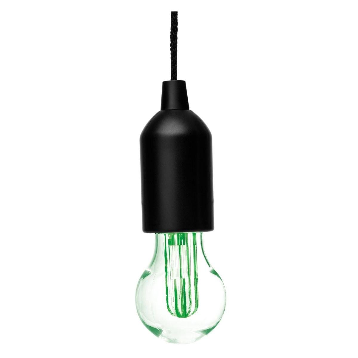 LED Lampe mit effektvollem Wechsellicht REFLECTS-GALESBURG III BLACK, Ansicht 4