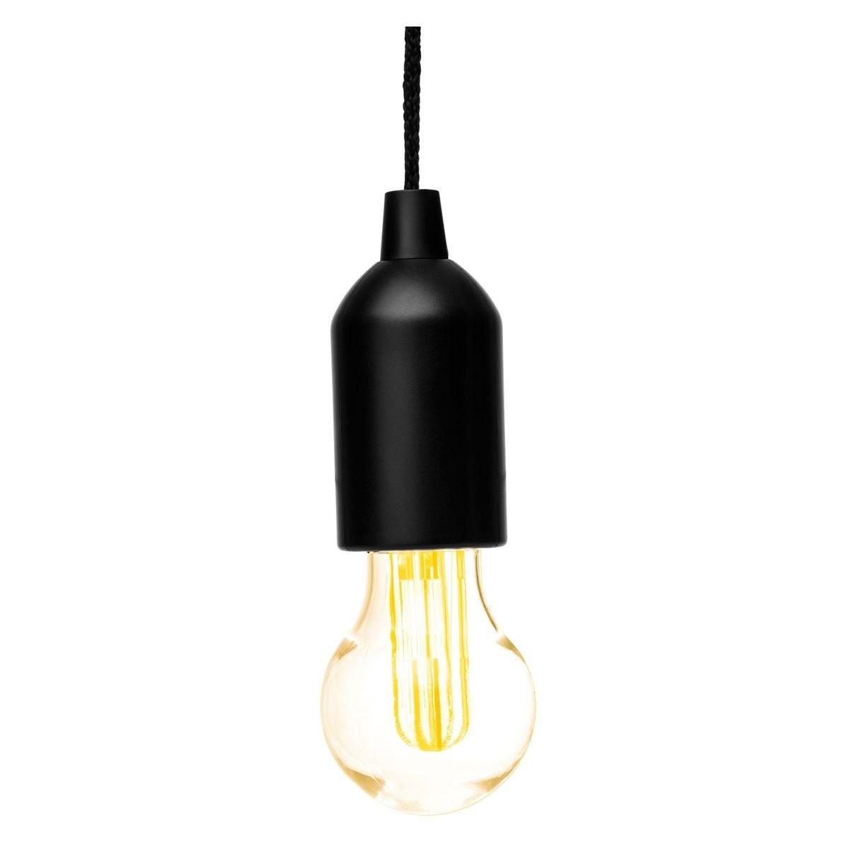 LED Lampe mit effektvollem Wechsellicht REFLECTS-GALESBURG III BLACK, Ansicht 2