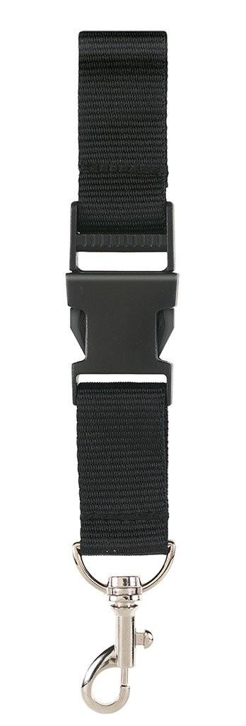 Schlüsselbänder 2.5 cm mit Schnappverschluss