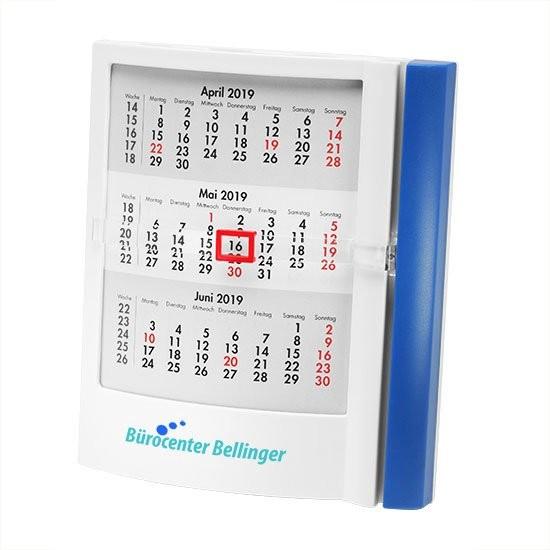 Tischkalender 1-sprachig, Ansicht 2