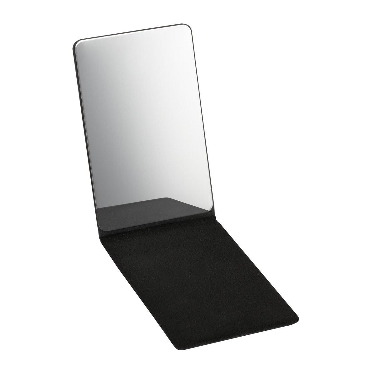 Taschenspiegel REFLECTS-HARBEL BLACK, Ansicht 4