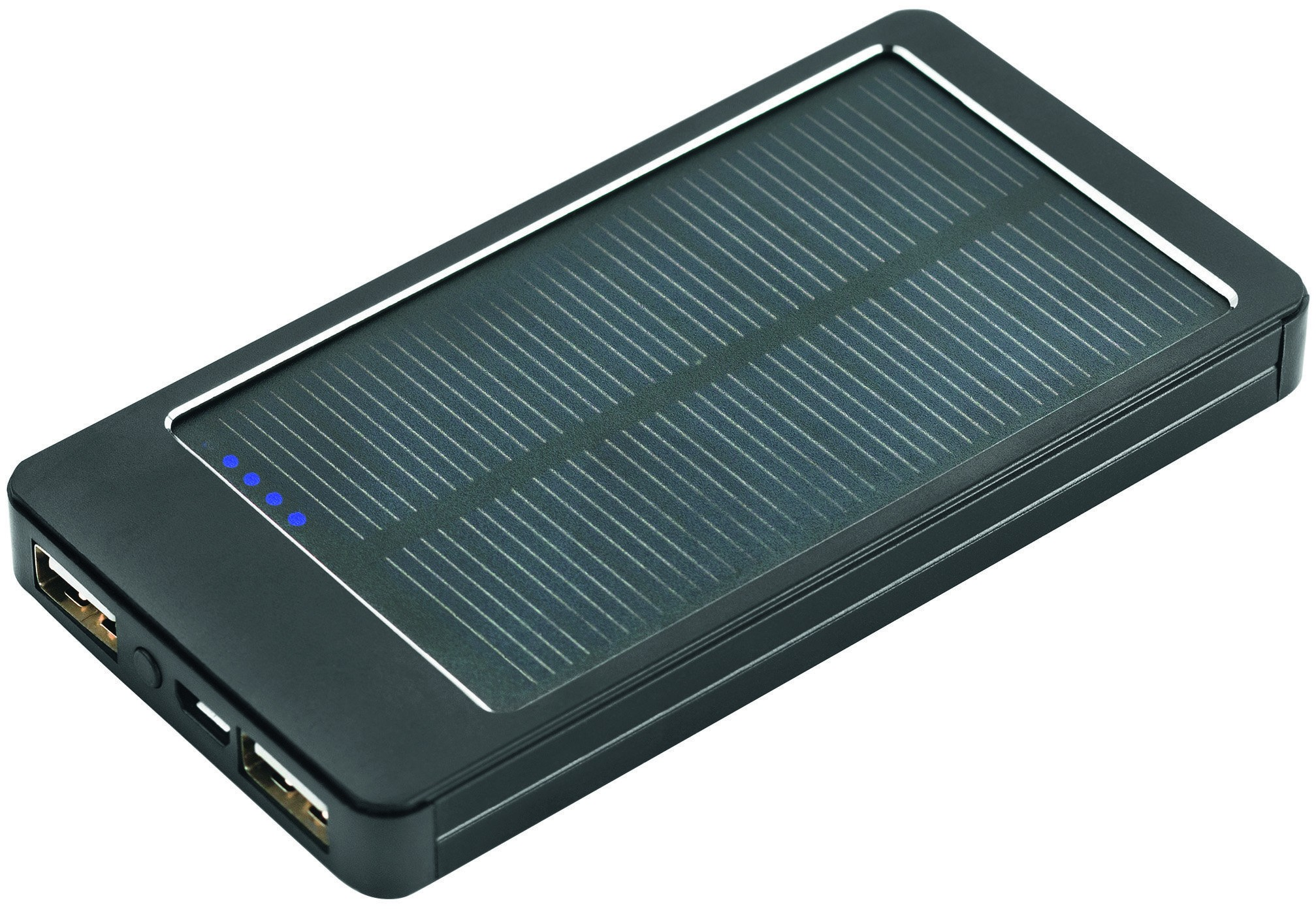 """Metmaxx® Solarcharger """"Solar&ChargePRO"""" schwarz"""