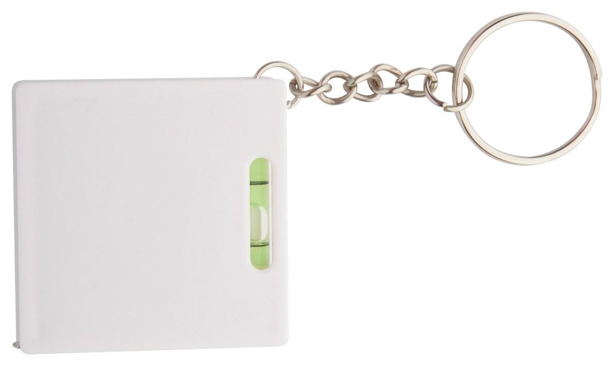 Maßband mit Schlüsselanhänger ''Level'', Ansicht 2