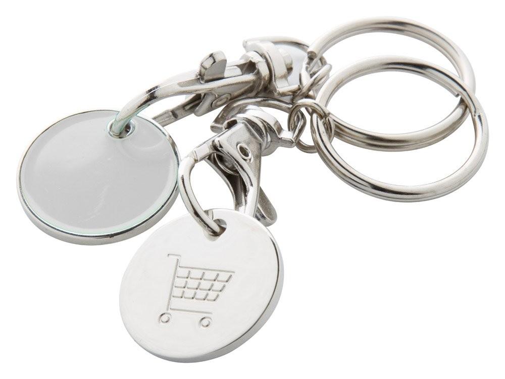 Schlüsselanhänger ''Euromarket'', Ansicht 3