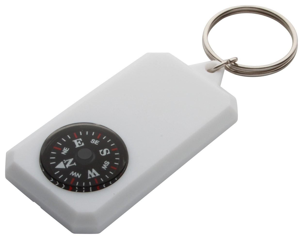 Schlüsselanhänger mit Kompass ''Magellan''