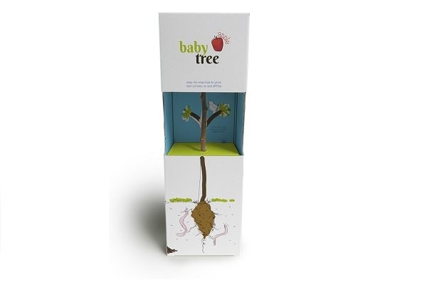 "Baby Tree ""appel"""