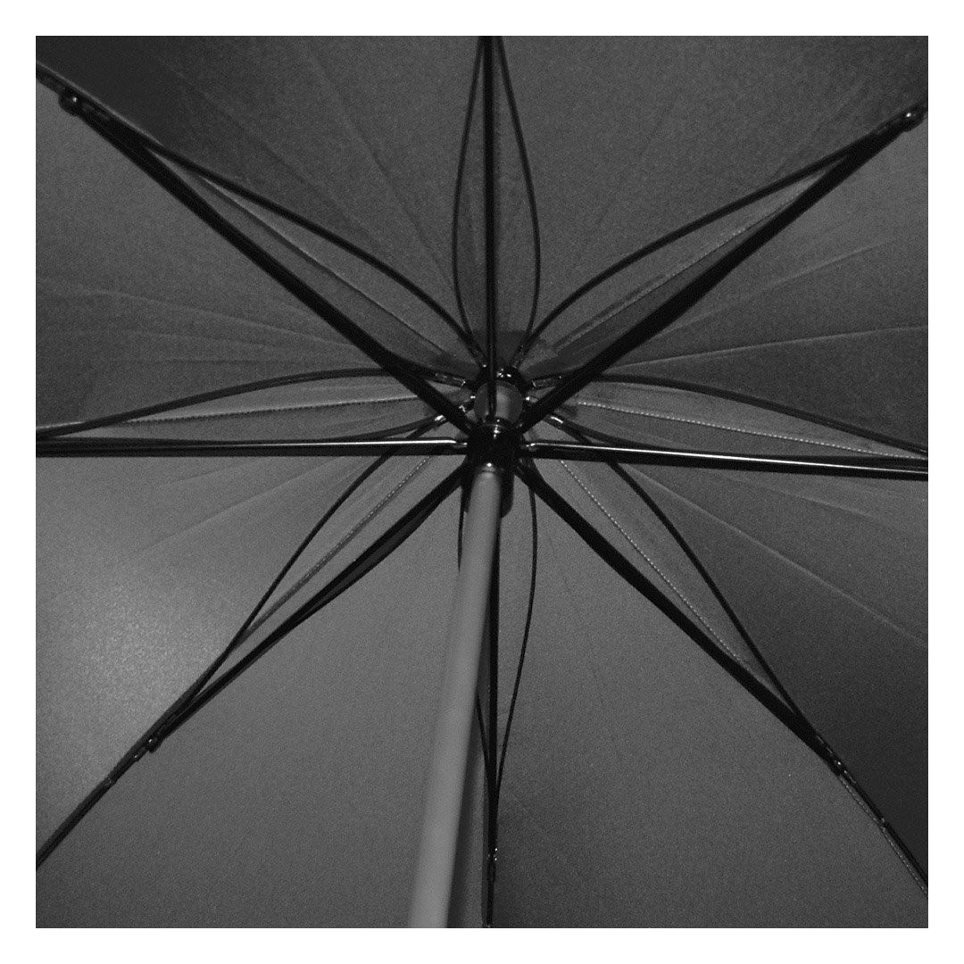 AC-Alu-Gästeschirm Rainmatic® XL Black, Ansicht 4