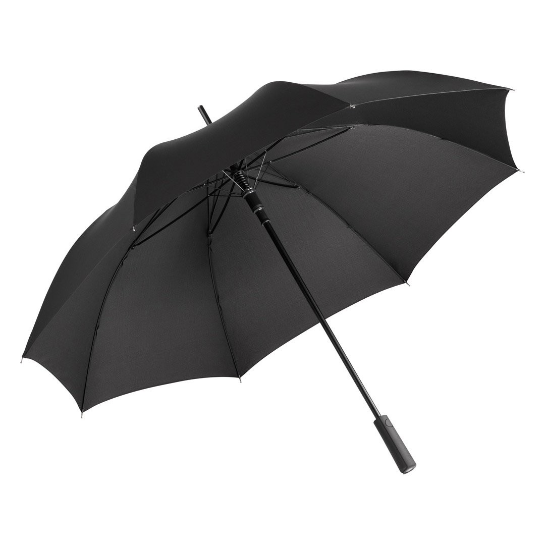 AC-Alu-Gästeschirm Rainmatic® XL Black, Ansicht 3