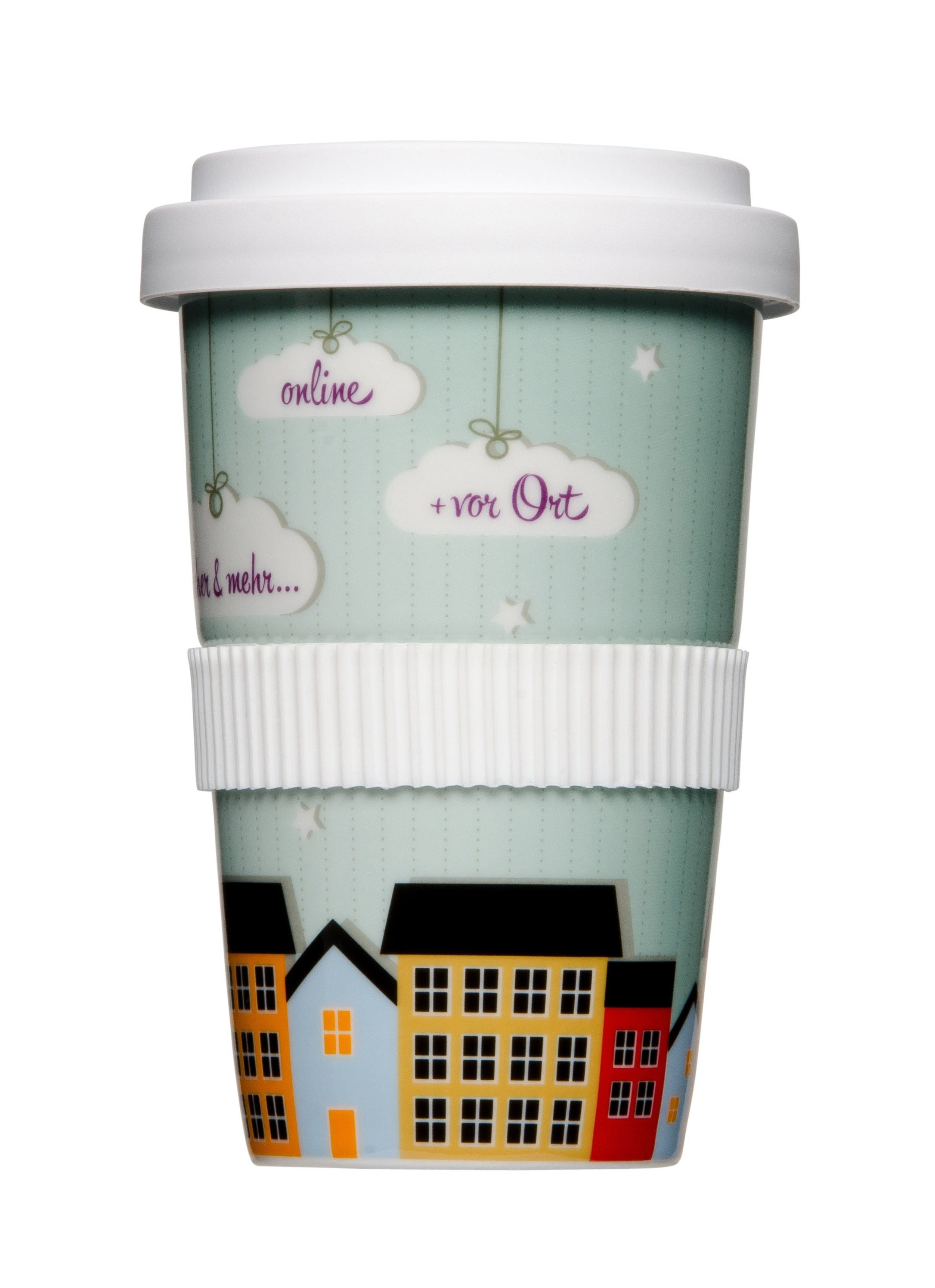 Coffee2Go, original Coffee to Go Becher