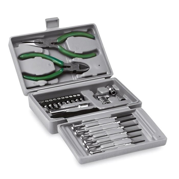 Werkzeugkoffer, 25-teilig GUILLAUME