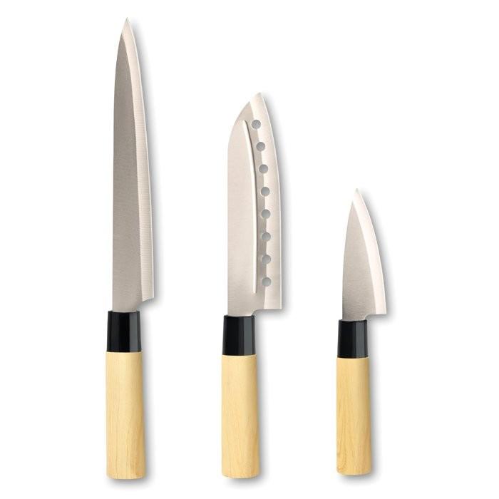 Messerset im japanischen Stil TAKI, Ansicht 4