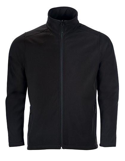 Mens Softshell Zip Jacket Race