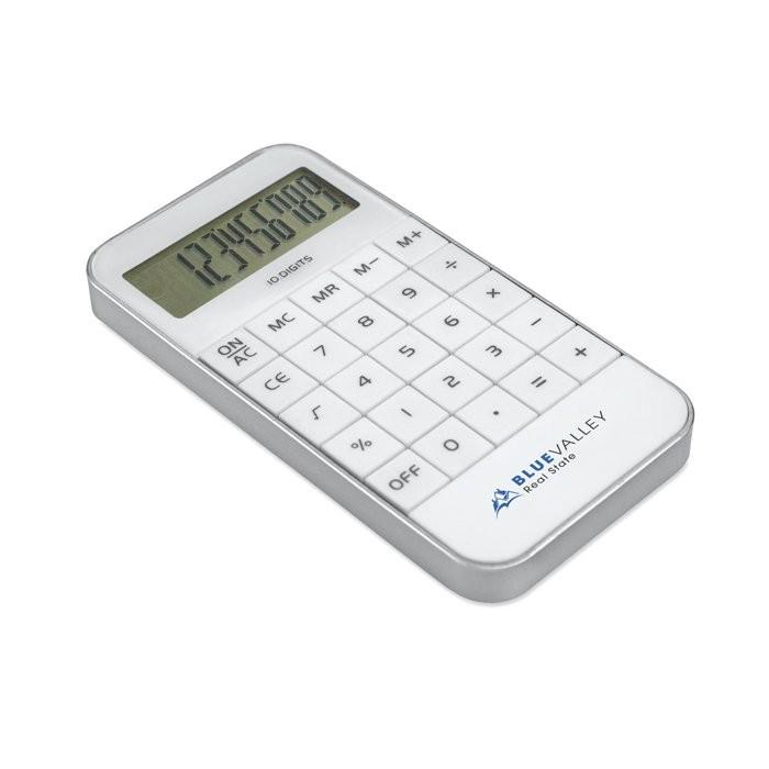 Taschenrechner ZACK, Ansicht 2