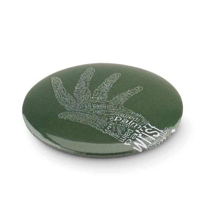 Magnet-Badge mit Kapselheber PIN OPENER, Ansicht 10